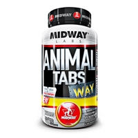 Animal Tabs Way - 100 Tabletes Midway